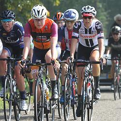 30-08-2017: Wielrennen: Boels Ladies Tour: Arnhem: Anna van der Breggen: Lucinda Brand