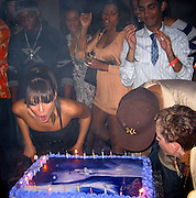 "Exclusive.Alicia Keys Blowing her Birthday Cake with Kerry ""Krucial"" Brothers and her Mother Terri Augello.Alicia Keys 26th Birthday Party.Bed Nightclub.New York, NY, USA .Wednesday, January 24, 2007.Photo By Selma Fonseca/Celebrityvibe.com.To license this image call (212) 410 5354 or;.Email: celebrityvibe@gmail.com; .Website: http://www.celebrityvibe.com/."