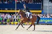 Ivo Biessen - Lorenta<br /> FEI WBFSH World Breeding Jumping Championships for Young Horses 2017<br /> © DigiShots