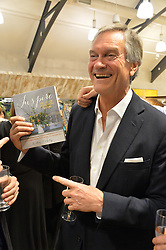 CHARLES DELEVINGNE at a party to celebrate the publication of 'Inspire: The Art of Living With Nature' by Willow Crossley held at Anthropologie, 131-141 Kings Road, London on 13th March 2014.