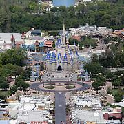 Walt Disney World Empty Covid19