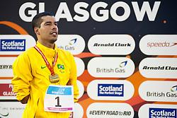 DIAS Daniel BRA at 2015 IPC Swimming World Championships -  Men's 100m Freestyle S5