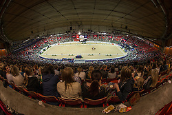 Overview dressage arena<br /> Reem Acra FEI World Cup Goteborg 2013<br /> © Dirk Caremans