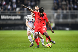 February 23, 2019 - Amiens, France - 05 ADRIEN TAMEZE  (Credit Image: © Panoramic via ZUMA Press)