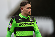 Forest Green Rovers Dayle Grubb(8) during the EFL Sky Bet League 2 match between Forest Green Rovers and Coventry City at the New Lawn, Forest Green, United Kingdom on 3 February 2018. Picture by Shane Healey.