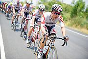 Tour of Thailand 2015/ Stage2/ Buri Ram - Roi-Et/ Kazuo Inoue/ Brigdestone Anchor