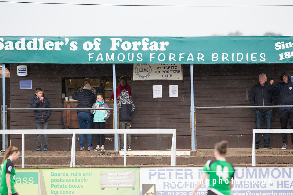 26th August 2018, Forfar Farmington v Stirling University in the Scottish Bulding Society SWPL 1 at Station Park, Forfar