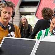 NLD/Amsterdam/20180503- Coen en Sander Live vanuit Johan Cruijff Arena, Edwin van der Sar en Frank de Boer