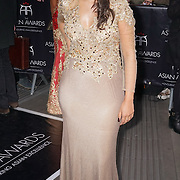 London,England,UK : 8th April 2016 : Sunny is a TV/Radio Personalities attend the The Asian Awards 2016 at Grosvenor House Hotel, Park Lane, London. Photo by See Li