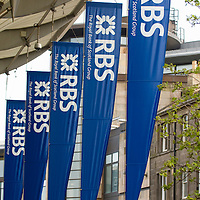Part-nationalised Royal Bank of Scotland today reported a half-year loss of £1.4bn.<br /> The loss for the first half of the year 2011 was wider than expected by City analysts, who had predicted a figure of nearer £800m.
