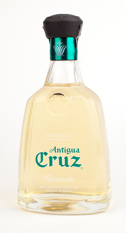 Antigua Cruz reposado -- Image originally appeared in the Tequila Matchmaker: http://tequilamatchmaker.com