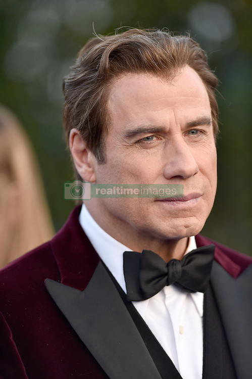John Travolta attends the 22nd Annual Critics' Choice Awards at Barker Hangar on December 11, 2016 in Santa Monica, Los Angeles, CA, USA. Photo By Lionel Hahn/ABACAPRESS.COM