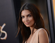 American Actress EMILY RATAJKOWSKI @ the premiere of 'We Are Your Friends' held @ the Chinese theatre.<br /> ©Exclusivepix Media