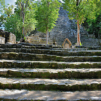 Historical Timeline of Mayan Ruins in Coba, Mexico<br />