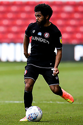 Jay Dasilva of Bristol City - Mandatory by-line: Robbie Stephenson/JMP - 01/07/2020 - FOOTBALL - The City Ground - Nottingham, England - Nottingham Forest v Bristol City - Sky Bet Championship