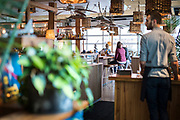 A view of the interior of Bartaco restaurant at Hilldale Shopping Center in Madison, WI on Thursday, April 18, 2019.