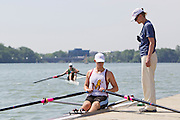 Female Women Rowing Coaches Coaching Canada