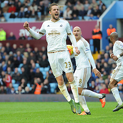 Aston Villa v Swansea City