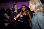 VIVIANNA; MICHELLE HEATON, Durex - 80th birthday party. Sketch, 9 Conduit Street, London W1, 20 OCTOBER 2009