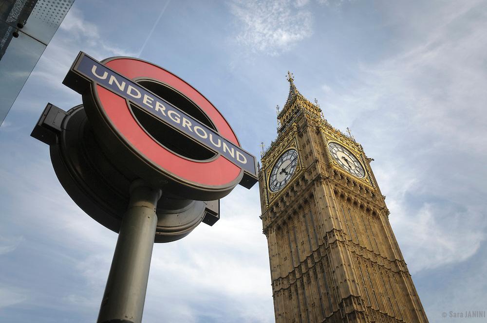 Big Ben, Westminster Palace, London, England, UK, Europe), London, England, UK, Europe