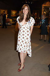 LADY ROSE INNES-KER daughter of the 10th Duke of Roxburghe at auctioneers Sotheby's Summer party held at their showrooms in 34-35 New Bond Street, London W1 on 6th June 2005.<br /><br />NON EXCLUSIVE - WORLD RIGHTS