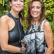 NLD/Amsterdam/20160922 - Lifestyle Event 2016 Lief, Lois Lane, Monique Klemann en Susan Klemann