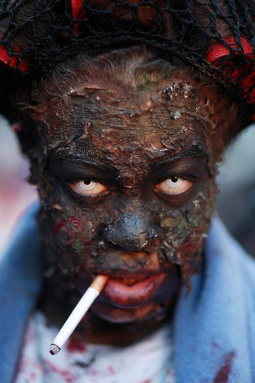 Village Halloween Parade.  West Village, Manhattan