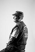 Howard G. Yates<br /> E-5<br /> Security Forces<br /> Bien Hoa Vietnam (July 67-68)<br /> Dec. 1966 - Dec. 1970<br /> <br /> Veterans Portrait Project<br /> 802d Security Forces Squadron<br /> San Antonio, TX