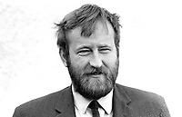 Robin Glendinning, Western Organizer, Alliance Party of N Ireland, founder member, March 1972. 197203040106<br />