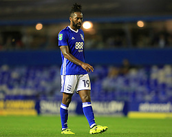Jacques Maghoma of Birmingham City - Mandatory by-line: Paul Roberts/JMP - 22/08/2017 - FOOTBALL - St Andrew's Stadium - Birmingham, England - Birmingham City v Bournemouth - Carabao Cup