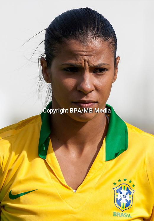 Fifa Woman's Tournament - Olympic Games Rio 2016 -  <br /> Brazil National Team - <br /> Fabiana Da Silva Simoes