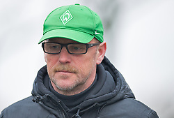 11.04.2013, Weserstadion, Bremen, GER, 1.FBL, Training SV Werder Bremen, im Bild  der ehemalige Trainer von Werder Bremen, Thomas Schaaf, Bild aufgenommen am 11.04.2013 // during the training session of the German Bundesliga Club SV Werder Bremen at the Weserstadion, Bremen, Germany on 2013/04/11. EXPA Pictures © 2013, PhotoCredit: EXPA/ Andreas Gumz ***** ATTENTION - OUT OF GER *****