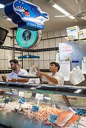 Mercado Público Municipal de Florianópolis FOTO: Jefferson Bernardes/ Agencia Preview