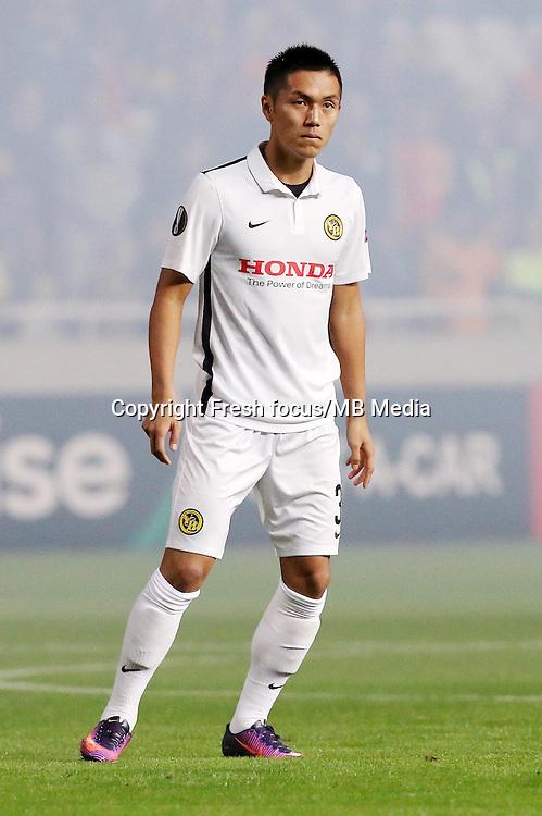 03.11.2016;  Bern; Fussball Europa League - APOEL Nikosia - BSC Young Boys; Yuya Kubo (YB) (Alexandra Roditou/freshfocus)