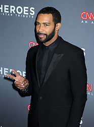 12th Annual CNN Heroes: An All-Star Tribute held at the Museum of Natural History on December 9, 2018 in New York City, NY Steven Bergman/AFF-USA.COM. 09 Dec 2018 Pictured: Omari Hardwick. Photo credit: Steven Bergman / AFF-USA.COM / MEGA TheMegaAgency.com +1 888 505 6342