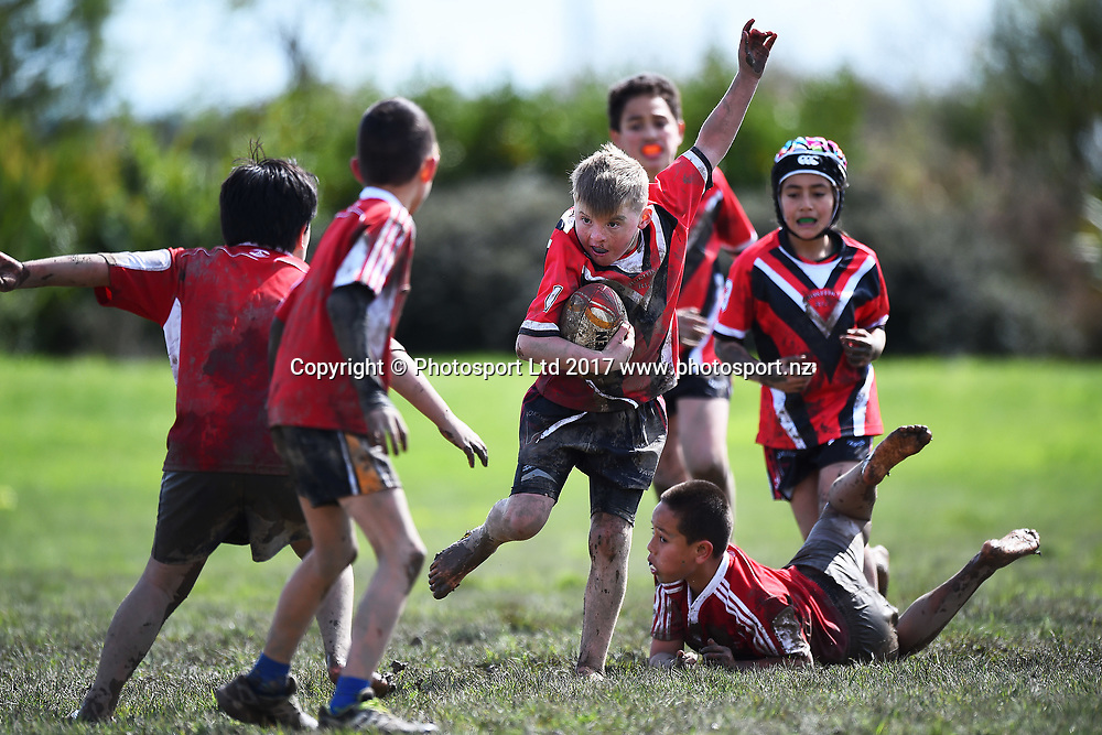 "Tasman Rugby League ""Simon Mannering Cup"" competition. Garin Park, Richmond, Nelson, New Zealand. Tuesday 20 September 2017. ©Copyright Photo: Chris Symes / www.photosport.nz"