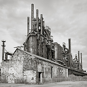 Blast Furnaces, Bethlehem Steel Mill, Bethlehem, PA