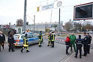 Oppau - Lok erfasst Radfahrer