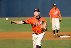 Oregon State Beavers P Daniel Turpen (28).  The Oregon State Beavers defeated the Virginia Cavaliers 5-3 in Game 6 of the NCAA World Series Charlottesville Regional held at Davenport Field in Charlottesville, VA on June 4, 2007.