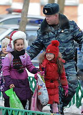 FEB 03 2014 Moscow secondary school shooting