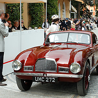 1949 Aston Martin DB2, Concorso d'Eleganza Villa d'Este Italy 2010