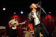 Photos Brooklyn-based band The Walkmen performing at Off Broadway in St. Louis on October 20, 2010
