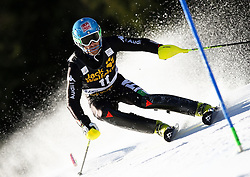 GROSS Stefano of Italy competes during Men's Slalom - Pokal Vitranc 2014 of FIS Alpine Ski World Cup 2013/2014, on March 9, 2014 in Vitranc, Kranjska Gora, Slovenia. Photo by Matic Klansek Velej / Sportida