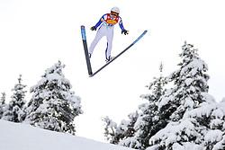 16.12.2017, Nordische Arena, Ramsau, AUT, FIS Weltcup Nordische Kombination, Skisprung, im Bild Franz-Josef Rehrl (AUT) // Franz-Josef Rehrl of Austria during Skijumping Competition of FIS Nordic Combined World Cup, at the Nordic Arena in Ramsau, Austria on 2017/12/16. EXPA Pictures © 2017, PhotoCredit: EXPA/ Martin Huber
