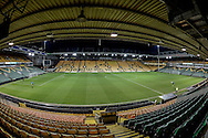 Carrow Road before the Norwich City U23 and Dinamo Zagreb U23 match in the Premier League International Cup Quarter-Final match at Carrow Road, Norwich<br /> Picture by Matthew Usher/Focus Images Ltd +44 7902 242054<br /> 27/02/2017