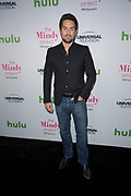 ED WEEKS attends The Mindy Project 100th Episode Party at E.P. & L.P. in West Hollywood, California.