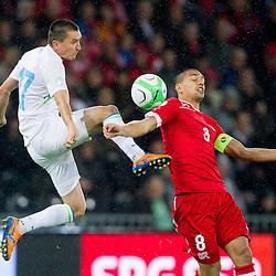 20131015: SUI, Football - 2014 FIFA World Cup qualifications, Switzerland vs Slovenia