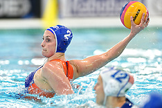 20160323 NED: World Olympic Qualification Tournament Water Polo Italy - Netherlands, Gouda