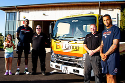 Bristol Flyers sponsor meet FLT Group - Mandatory by-line: Robbie Stephenson/JMP - 18/09/2019 - BASKETBALL - Areospace - Bristol, England - Bristol Flyers Sponsor Meets