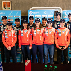 20190219: SLO, Ski-jumping - Press conference of Slovenian Nordic Ski Team